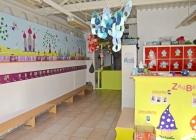 Eingangsbereich Garderobe Zauberer Zwergen 1