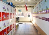 Eingangsbereich Garderobe Zauberer Zwergen 2