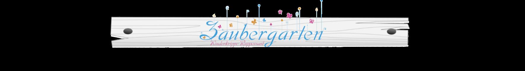 Logo Kinderkrippe Zaubergarten